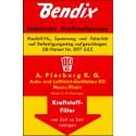 Autocollant Bendix