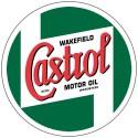 Kit 2 stickers Castrol