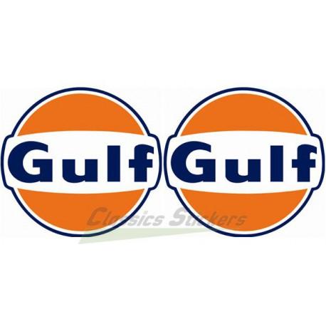 Kit stickers Gulf