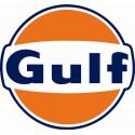 Logo Gulf pour ailes